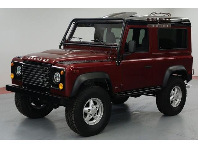 Picture of '95 Defender located in Denver  Colorado Offered by  - OORK