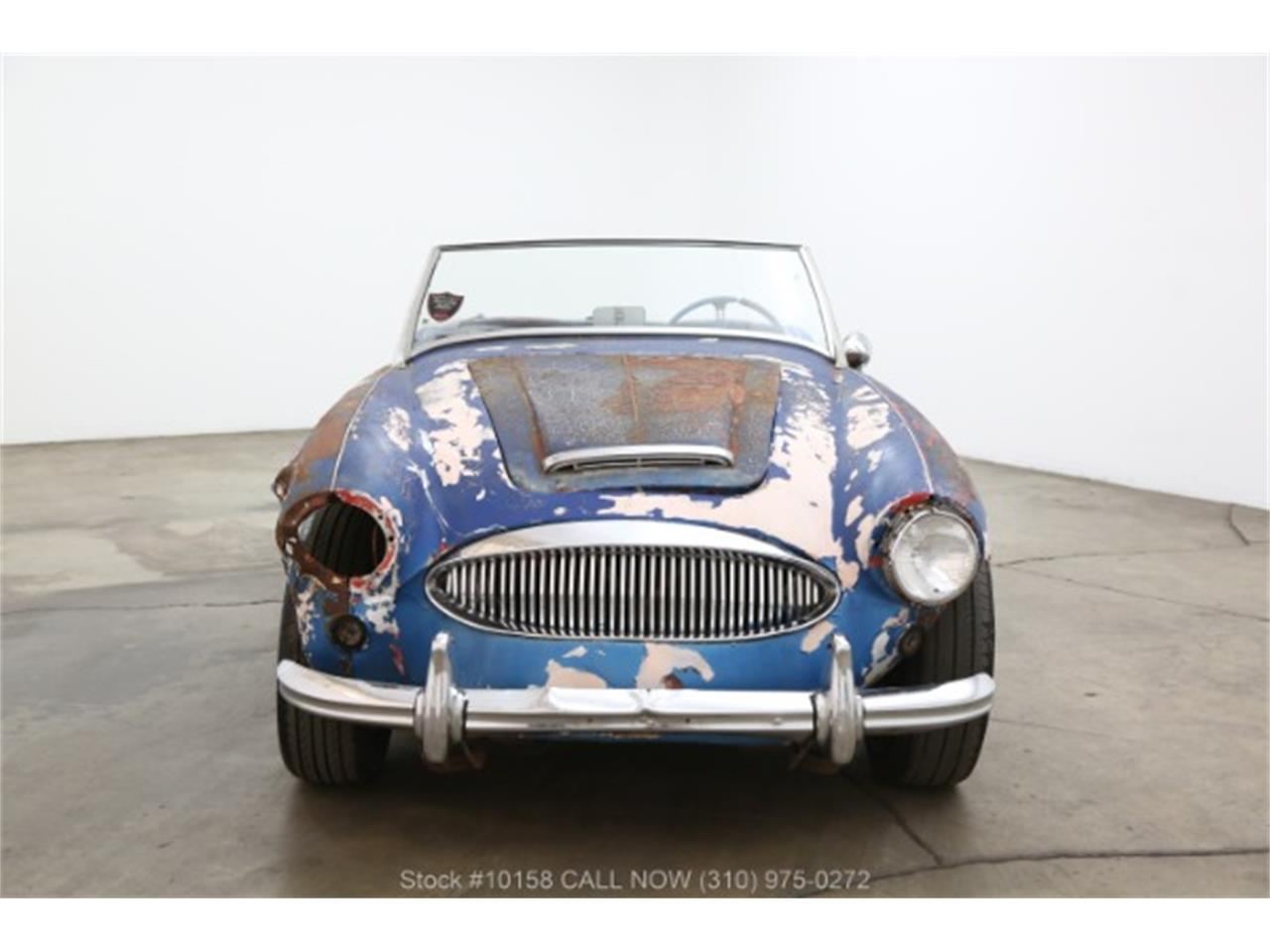 Large Picture of 1958 Austin-Healey 100-6 - OORS