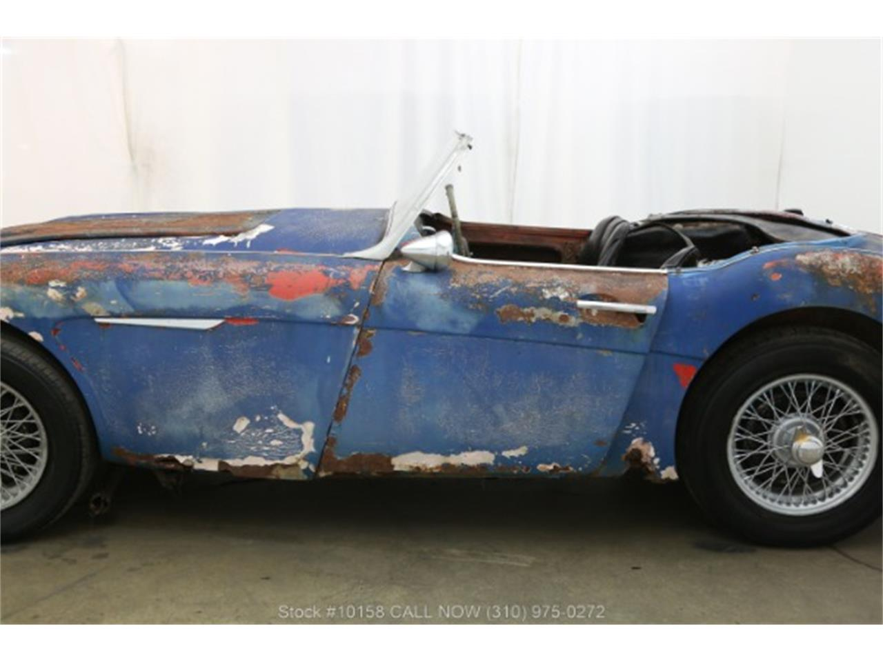 Large Picture of Classic '58 Austin-Healey 100-6 - $13,750.00 - OORS