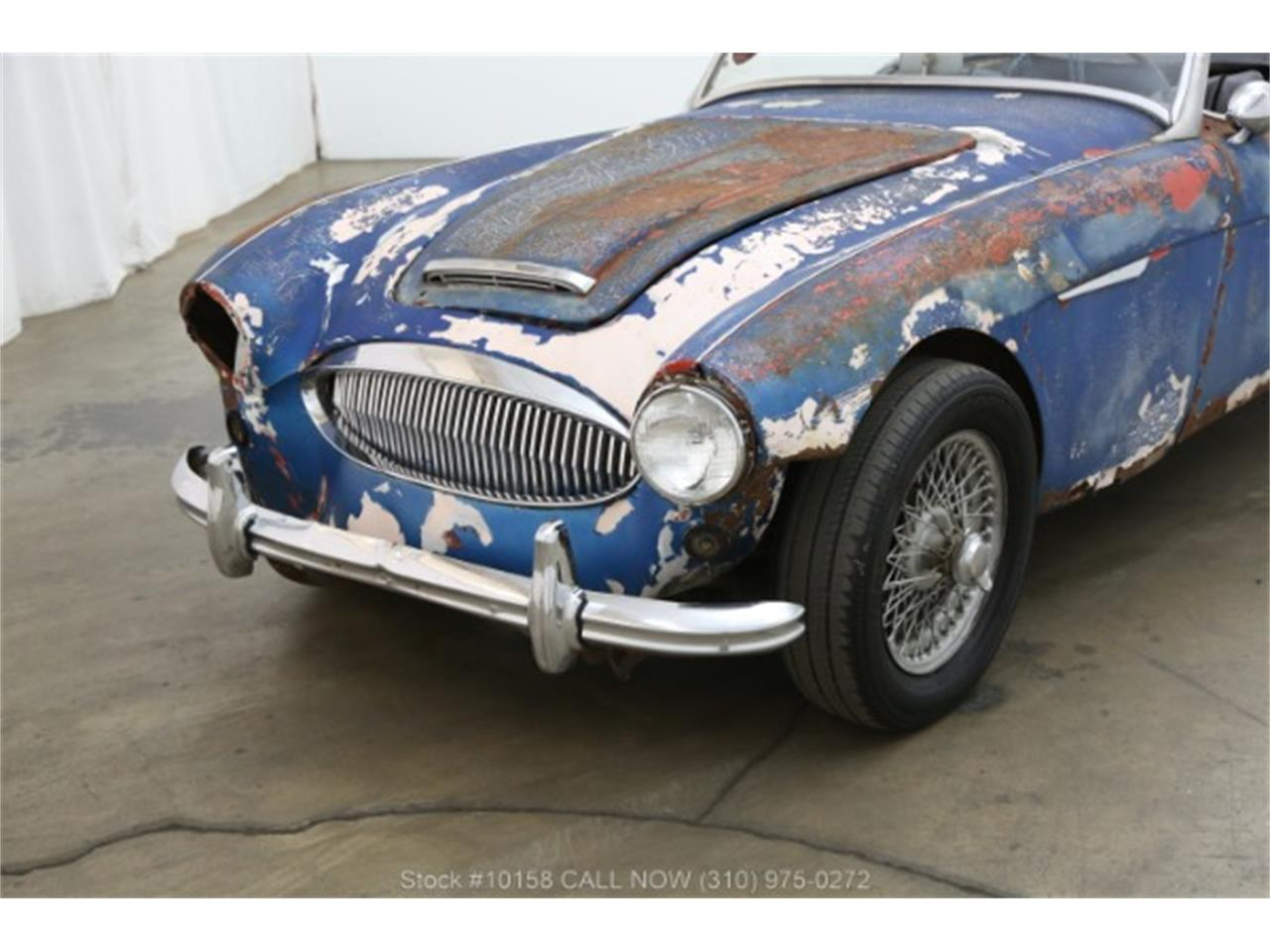 Large Picture of '58 Austin-Healey 100-6 located in California - $13,750.00 - OORS