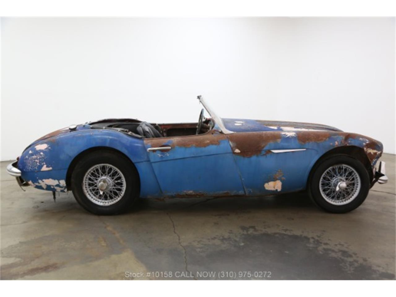 Large Picture of Classic '58 Austin-Healey 100-6 - OORS