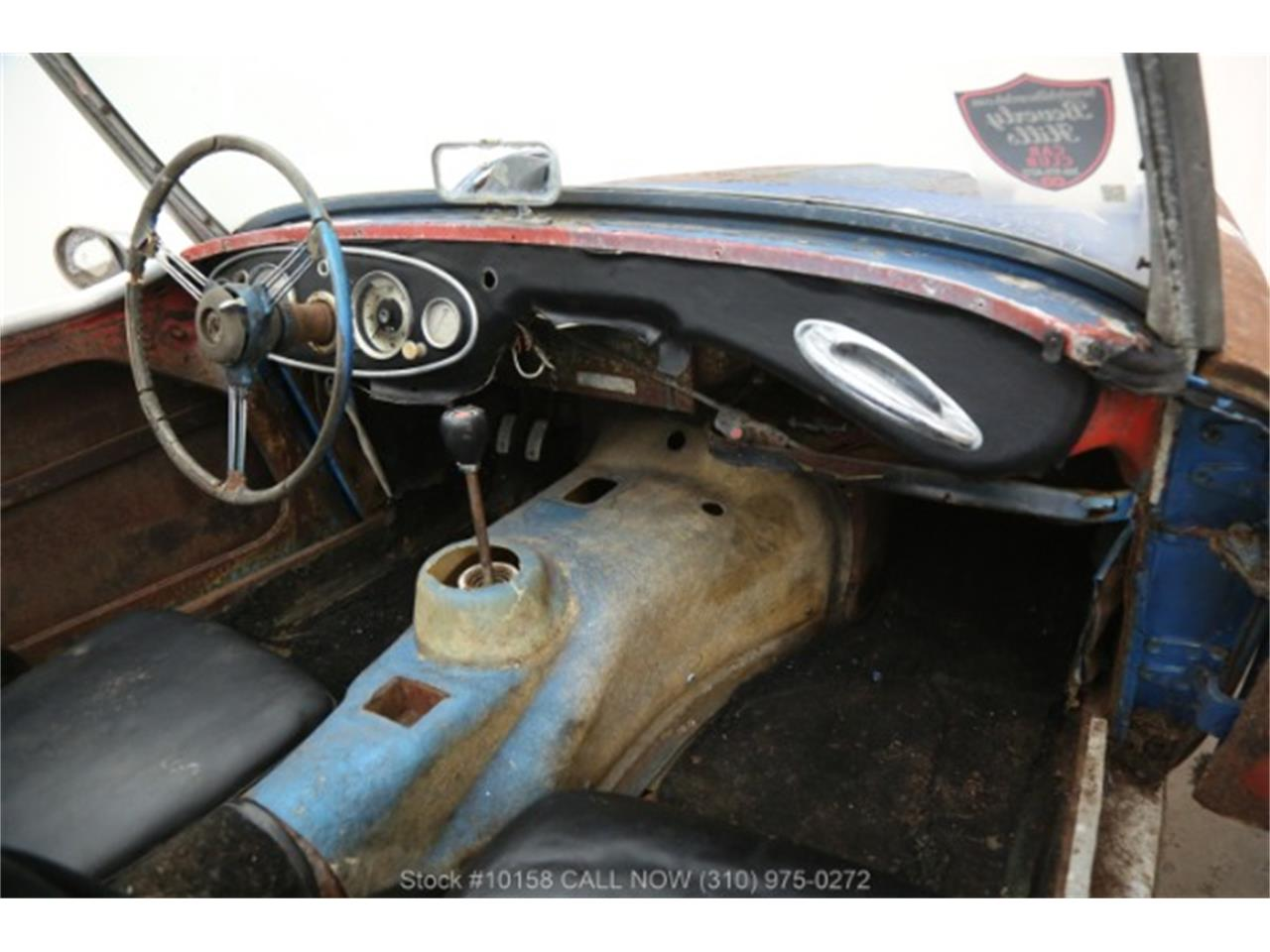 Large Picture of '58 Austin-Healey 100-6 located in Beverly Hills California Offered by Beverly Hills Car Club - OORS