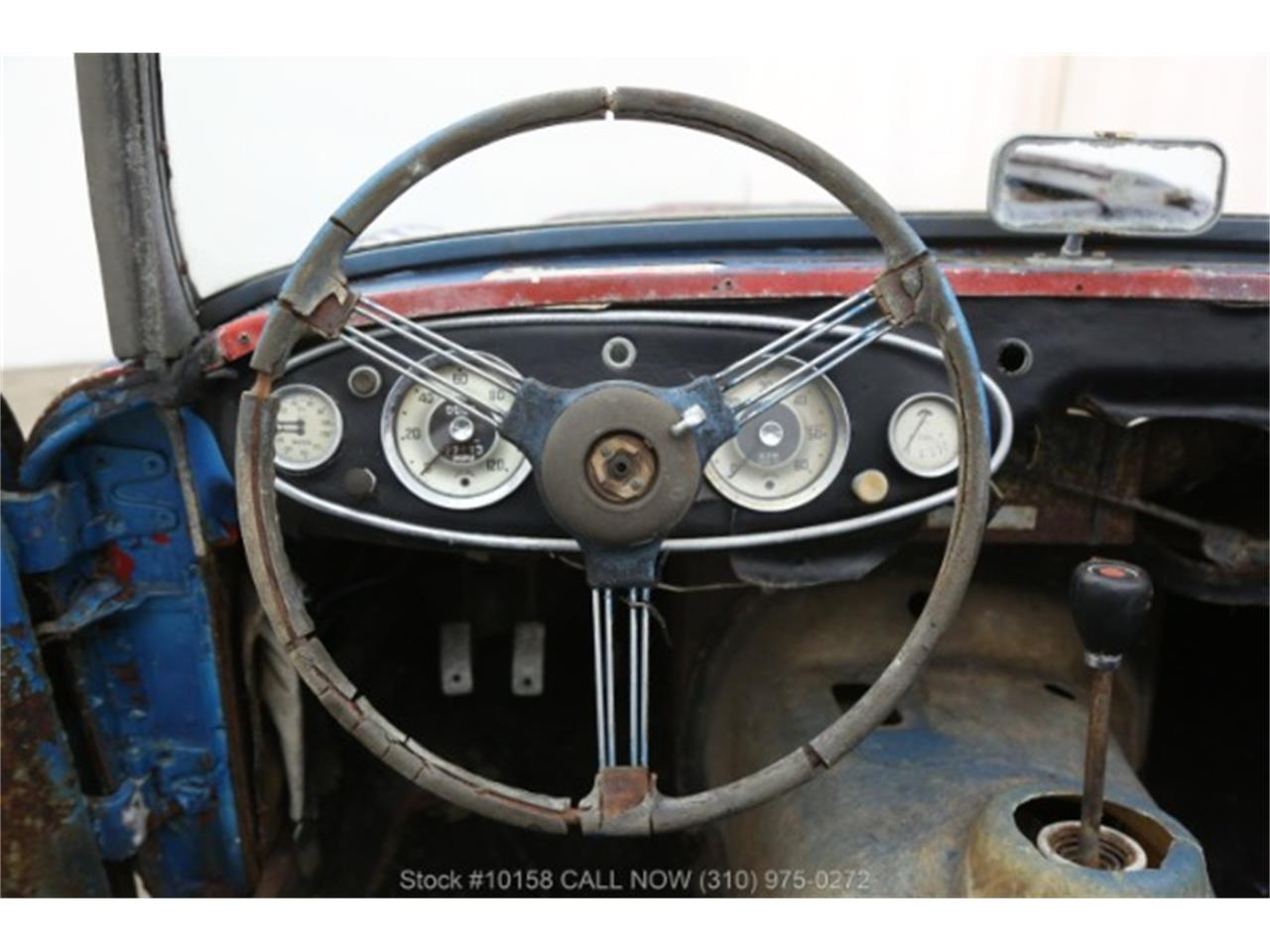 Large Picture of Classic 1958 Austin-Healey 100-6 - OORS