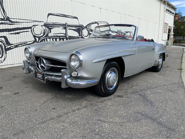 Picture of Classic '59 Mercedes-Benz 190SL - OORU