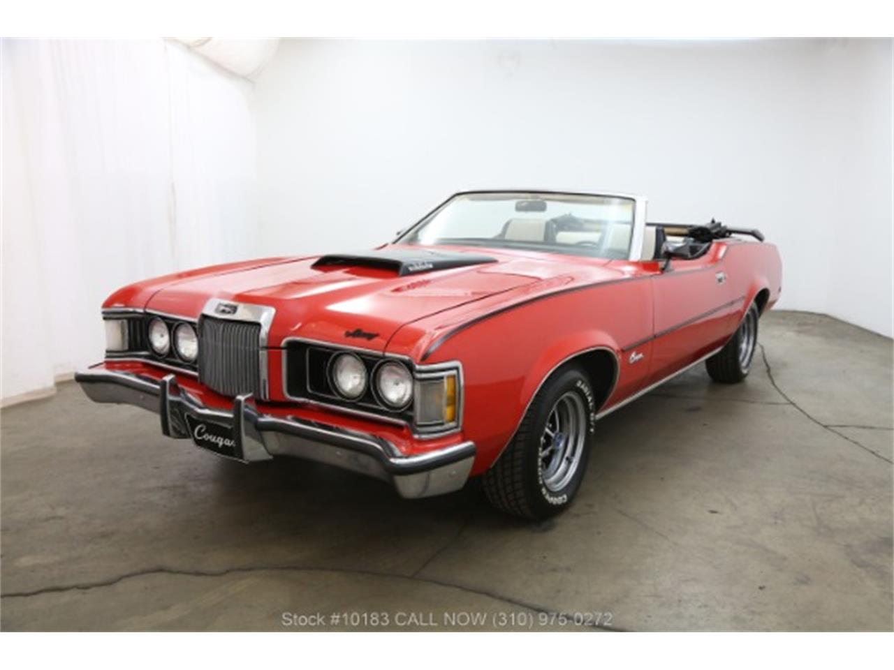 Large Picture of '73 Cougar - OORV