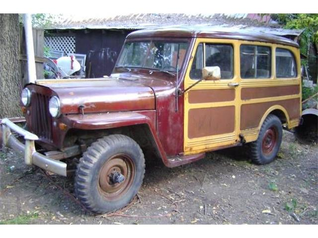Picture of Classic '46 Jeep Wagon - $9,395.00 - OORZ