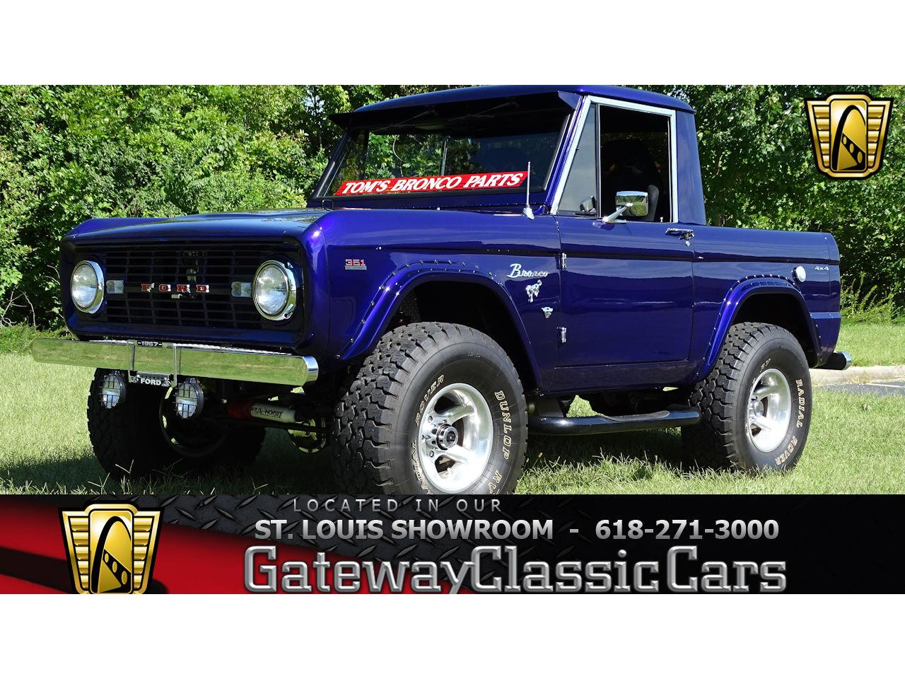 Used ford bronco 1967