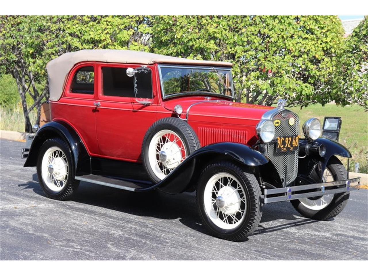 Large Picture of '31 Model A - OOS5