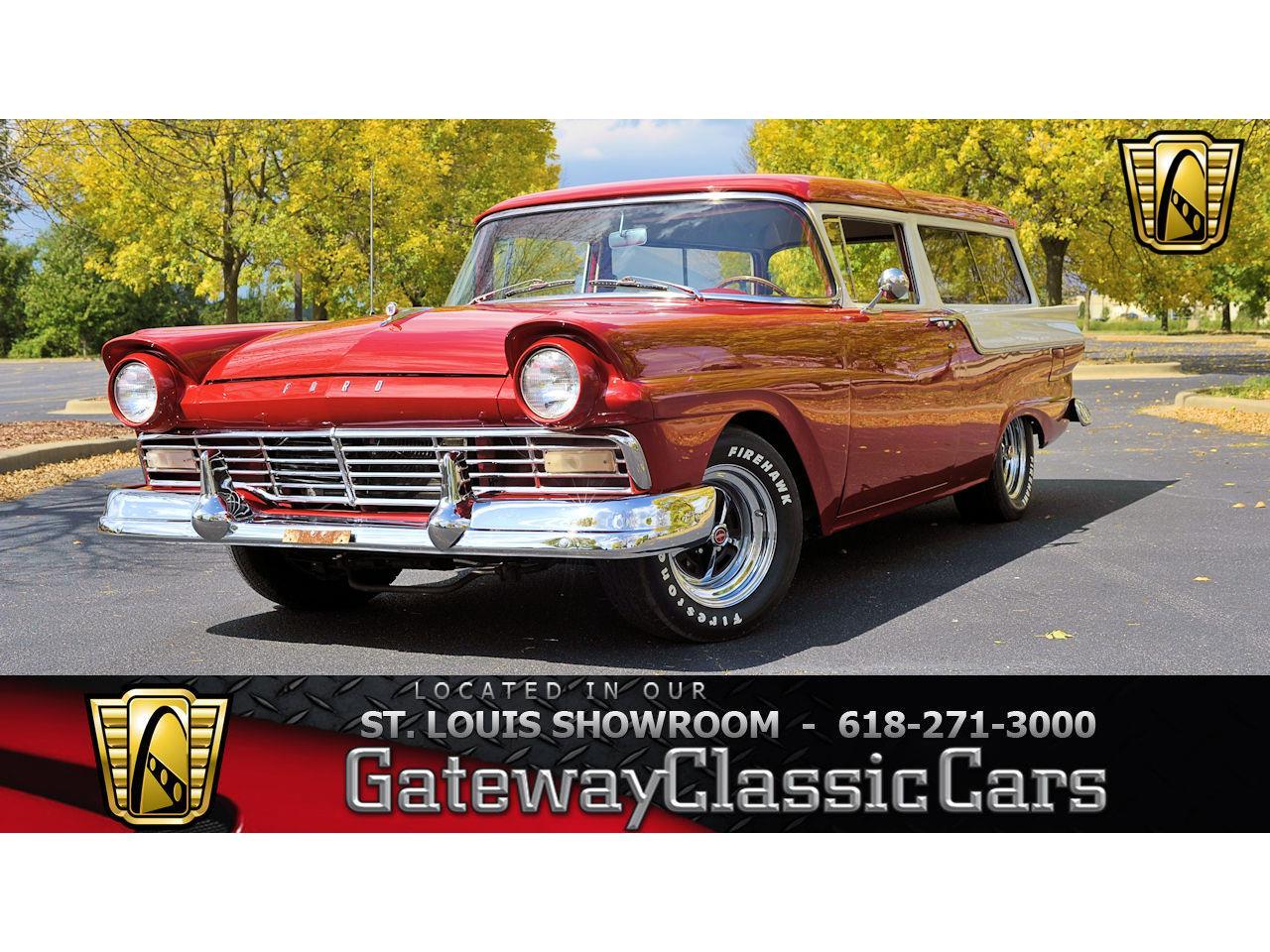 For Sale: 1957 Ford Ranch Wagon in O'Fallon, Illinois