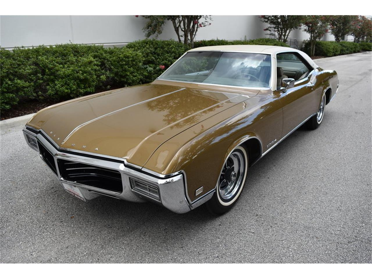 Large Picture of 1969 Riviera located in Florida Auction Vehicle - ONHO