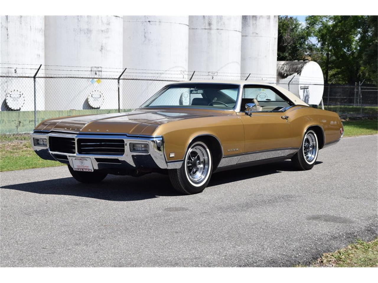 Large Picture of 1969 Buick Riviera located in Zephyrhills Florida Auction Vehicle Offered by SunCoast Auto Auction - ONHO