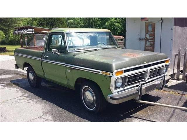 Picture of '76 F100 - OOSQ