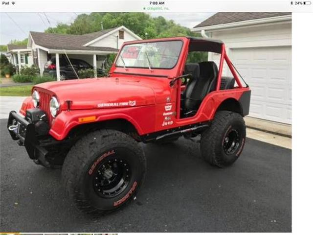 Picture of '78 CJ5 - OOSS