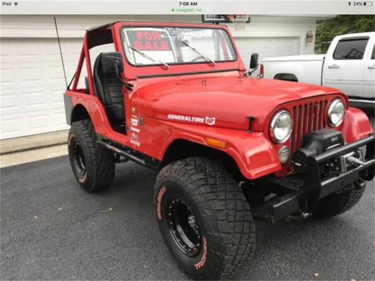 Large Picture of '78 CJ5 - OOSS