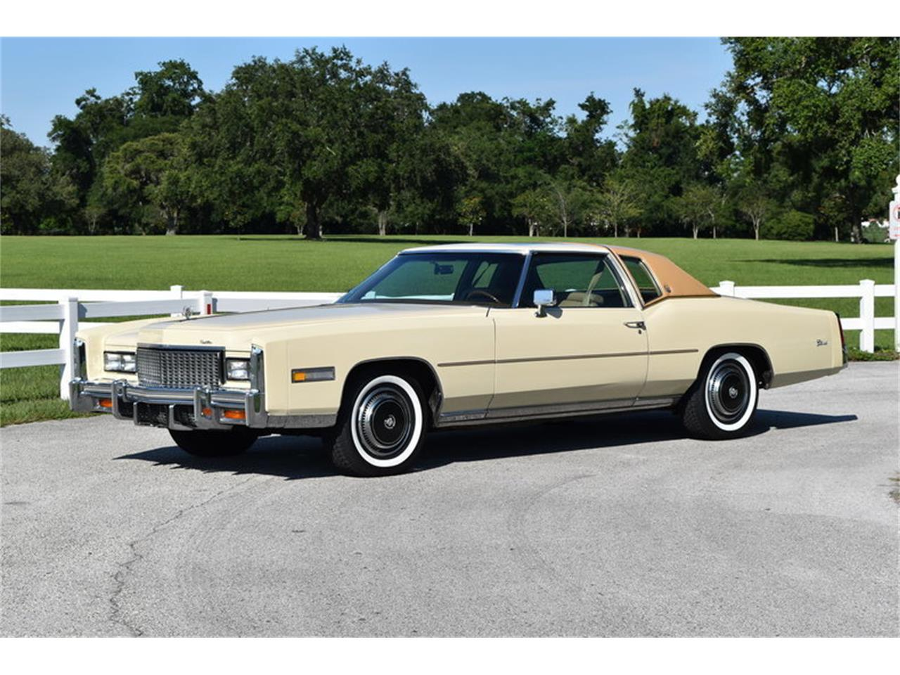 Large Picture of '76 Eldorado - ONHQ