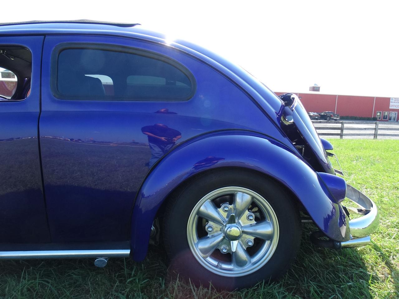 Large Picture of '56 Volkswagen Beetle located in Indiana - $23,995.00 - OOT8