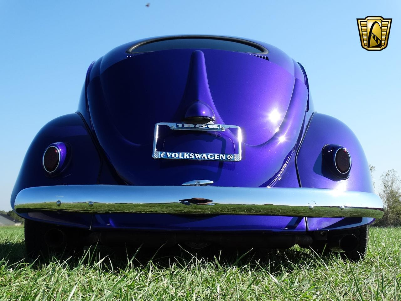 Large Picture of 1956 Volkswagen Beetle located in Indiana - $23,995.00 - OOT8