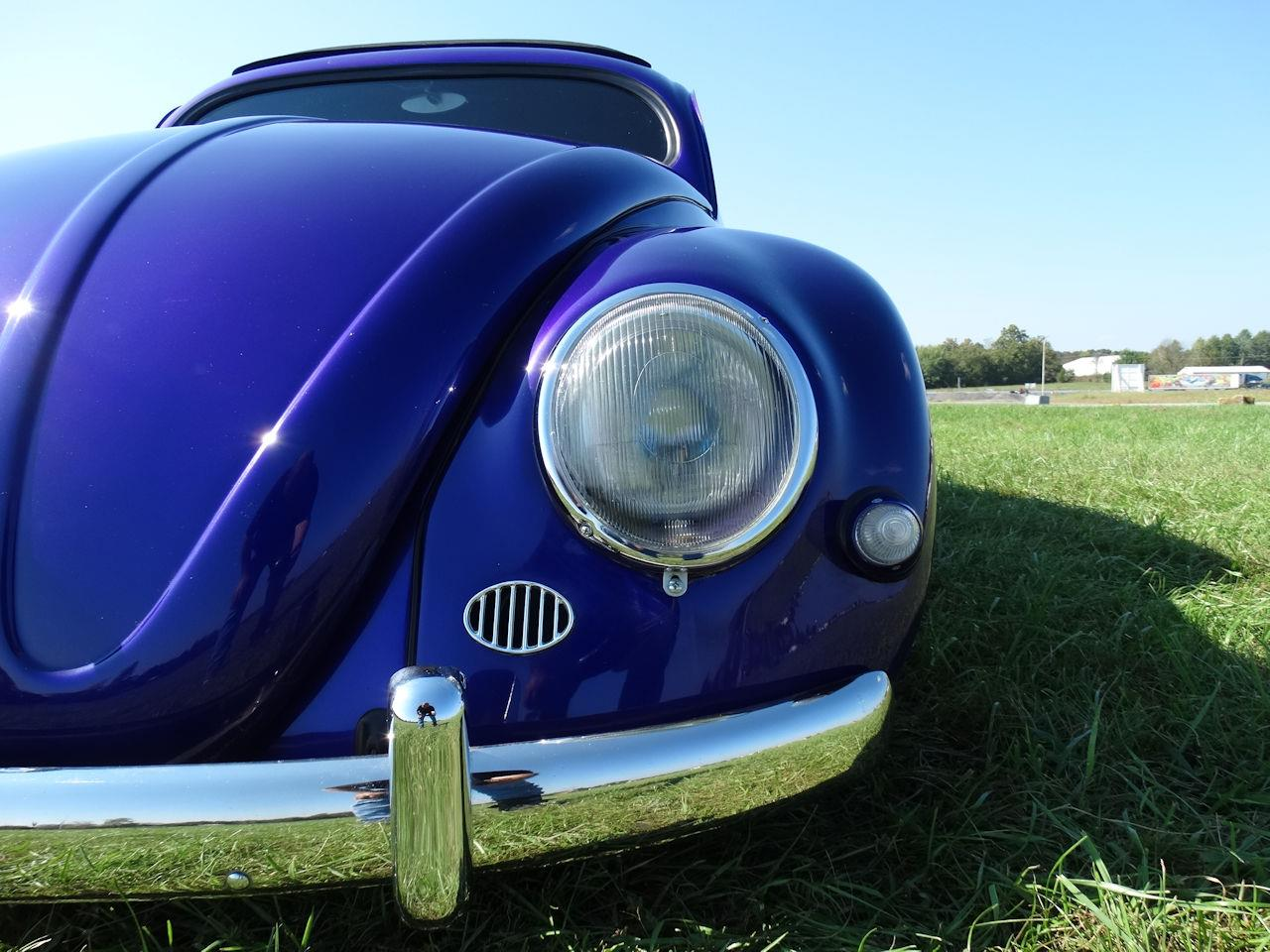 Large Picture of '56 Volkswagen Beetle located in Memphis Indiana Offered by Gateway Classic Cars - Louisville - OOT8