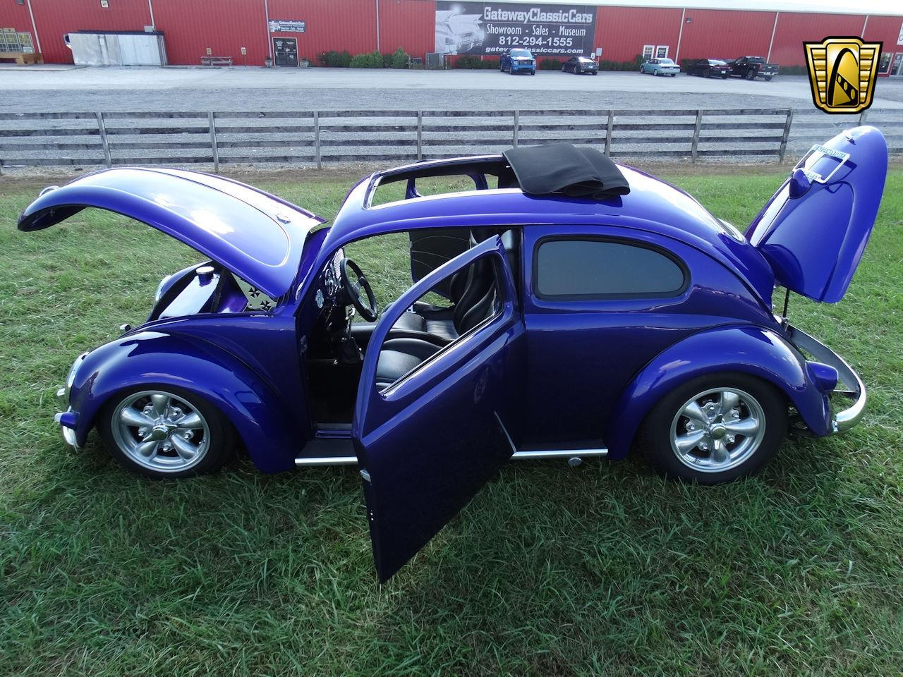 Large Picture of Classic 1956 Beetle located in Indiana Offered by Gateway Classic Cars - Louisville - OOT8