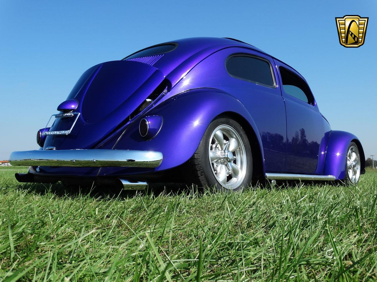 Large Picture of Classic 1956 Volkswagen Beetle located in Memphis Indiana - OOT8