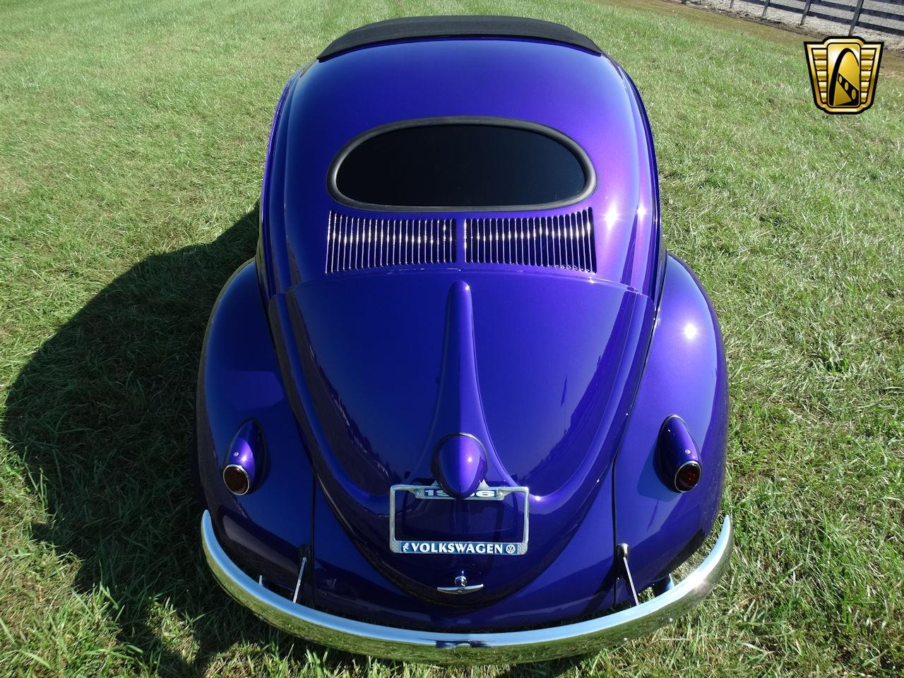 Large Picture of Classic 1956 Volkswagen Beetle Offered by Gateway Classic Cars - Louisville - OOT8