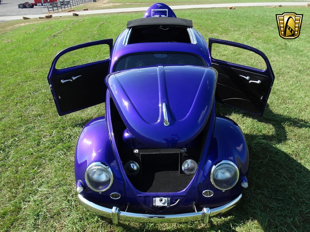 Large Picture of Classic '56 Volkswagen Beetle Offered by Gateway Classic Cars - Louisville - OOT8
