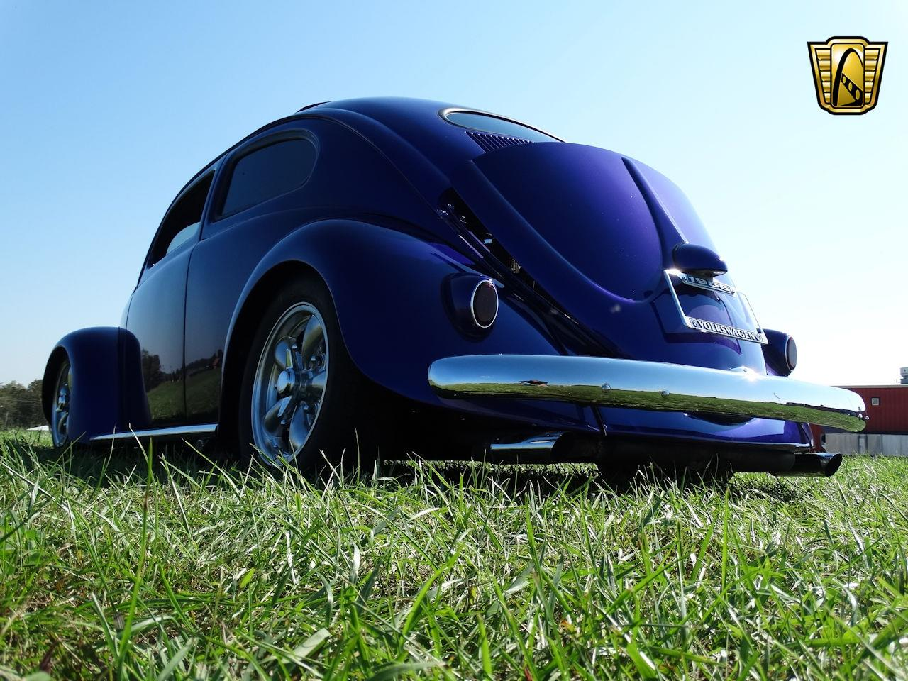 Large Picture of 1956 Volkswagen Beetle Offered by Gateway Classic Cars - Louisville - OOT8