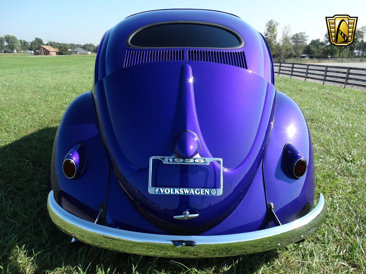 Large Picture of '56 Volkswagen Beetle located in Memphis Indiana - $23,995.00 - OOT8