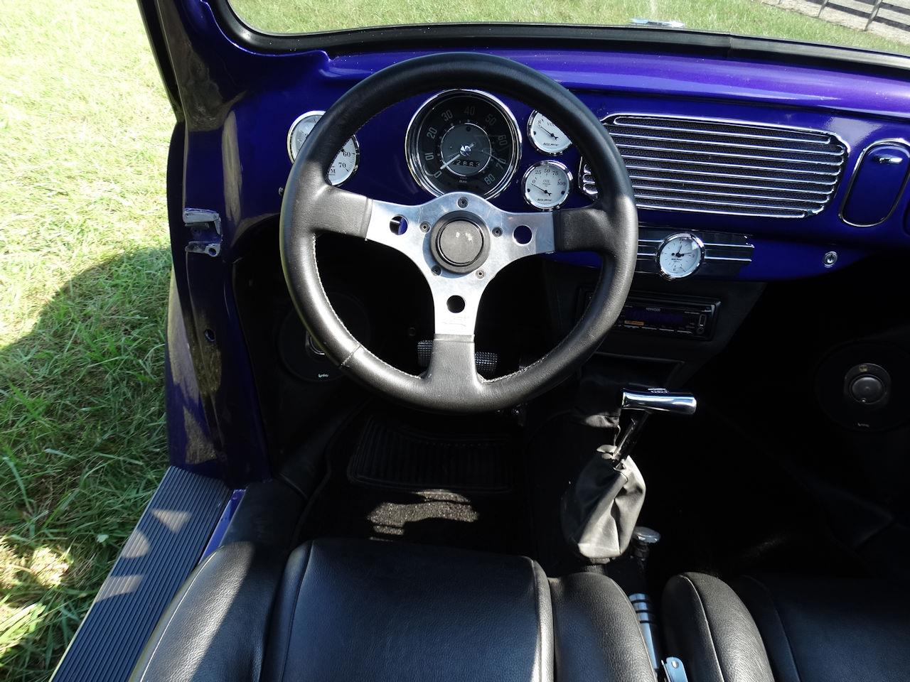 Large Picture of Classic '56 Volkswagen Beetle located in Memphis Indiana - $23,995.00 Offered by Gateway Classic Cars - Louisville - OOT8