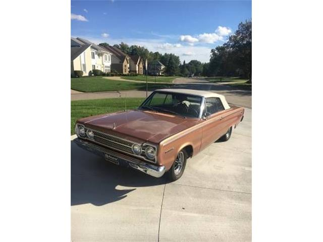 Picture of Classic '67 Plymouth Belvedere located in Cadillac Michigan - OOTM
