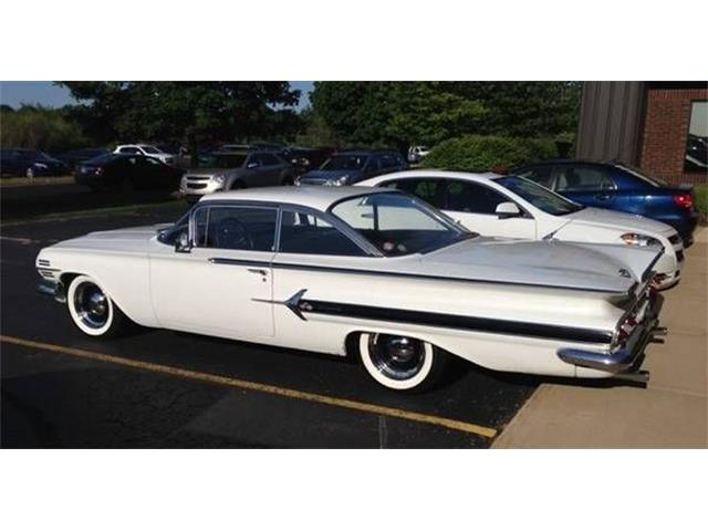 1960 Chevrolet Impala For Sale On Classiccars Com