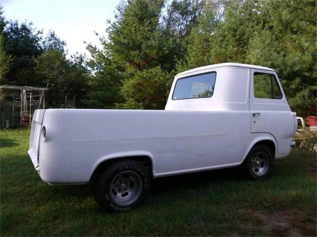 Large Picture of '63 Econoline - OOTX