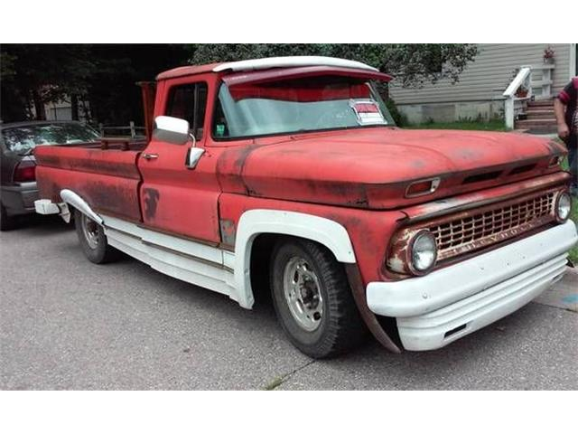 Picture of '63 C/K 20 - OOTZ