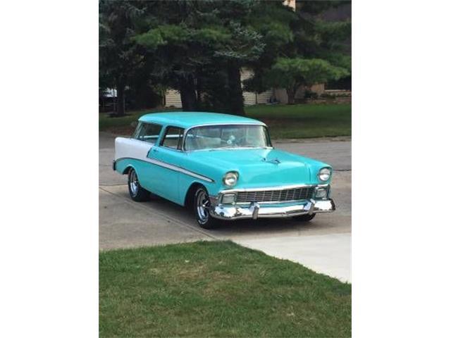 Wondrous 1954 To 1956 Chevrolet Nomad For Sale On Classiccars Com Beutiful Home Inspiration Semekurdistantinfo