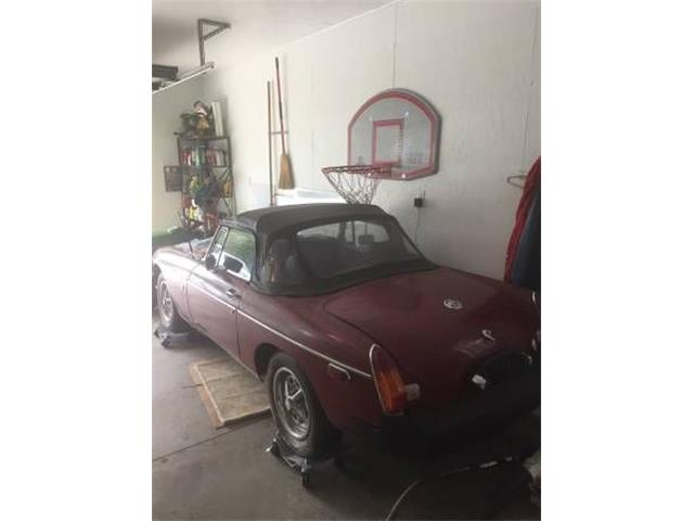 Picture of '76 MGB - OOUF