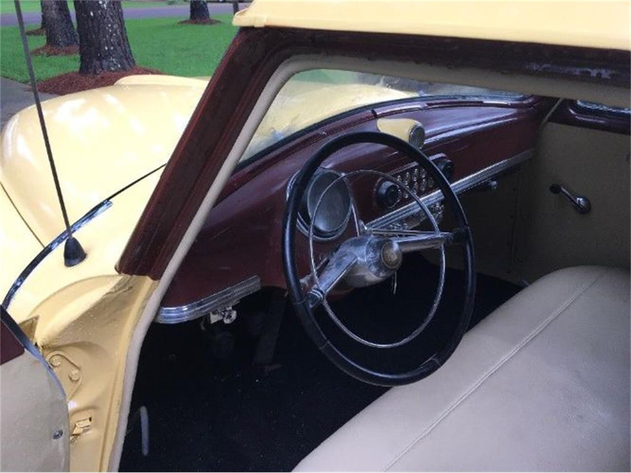Large Picture of '51 Nash Rambler located in Cadillac Michigan Offered by Classic Car Deals - OOUH