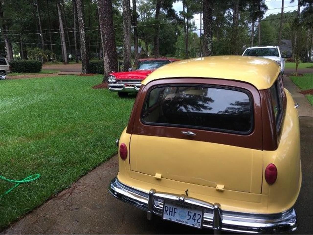 Large Picture of Classic 1951 Nash Rambler located in Michigan - $26,495.00 - OOUH