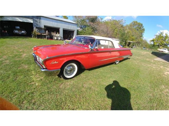 Picture of '60 Ford Sunliner located in Cadillac Michigan - $40,995.00 - OOUJ