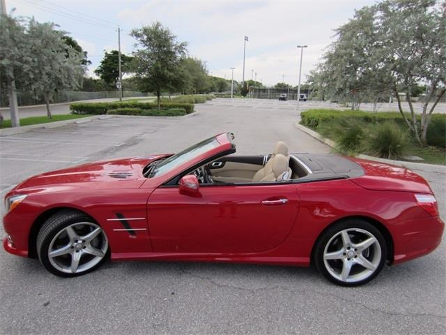 Picture of 2013 Mercedes-Benz SL-Class located in Florida - $44,901.00 - OOUS