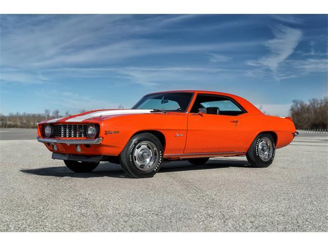 Picture of Classic 1969 Camaro - $114,995.00 - OOV4