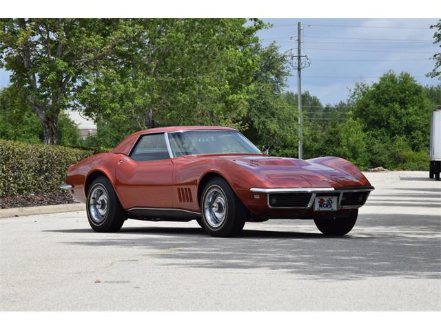 Picture of 1968 Chevrolet Corvette located in Florida Offered by  - ONHX
