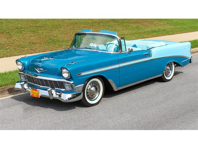 Picture of Classic 1956 Bel Air located in Maryland - OOW1