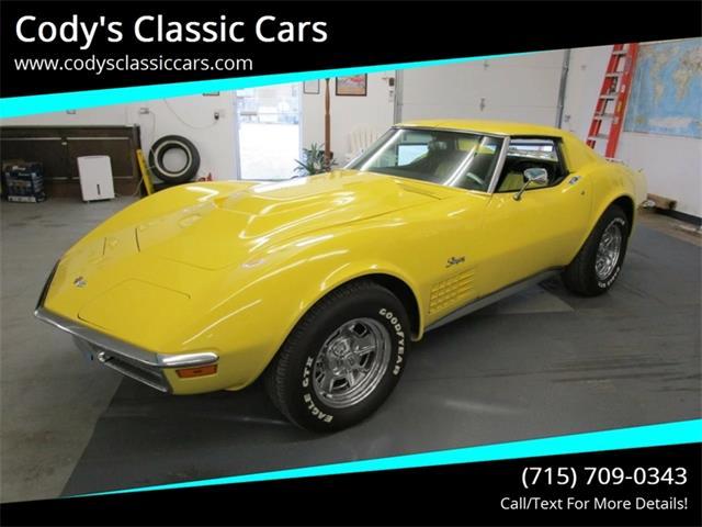Picture of Classic '70 Corvette - OOWF