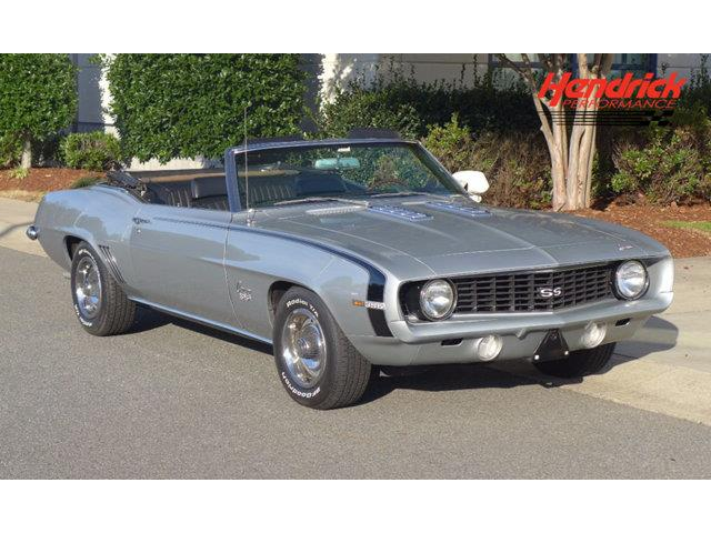 Picture of Classic 1969 Camaro SS located in Charlotte North Carolina - $69,990.00 - OOWR