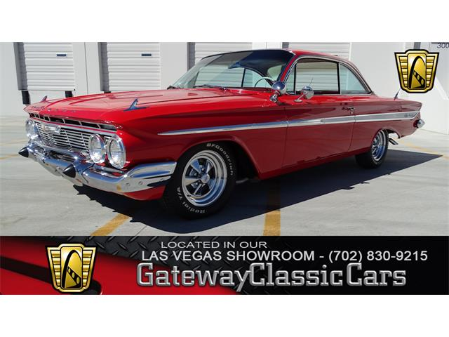 Picture of '61 Chevrolet Impala - $80,000.00 Offered by  - ONI3