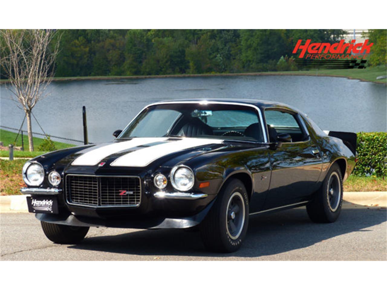 For Sale: 1971 Chevrolet Camaro Z28 in Charlotte, North Carolina