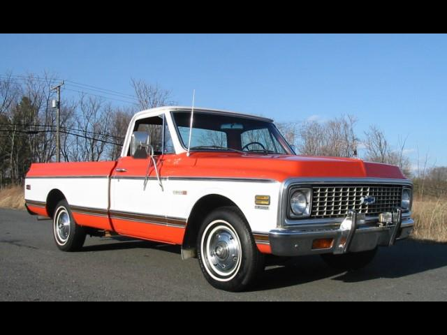 Picture of '72 C/K 10 - OOXL