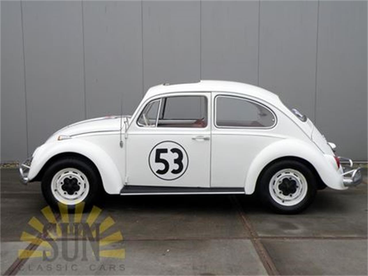 Large Picture of '66 Beetle - OOYC