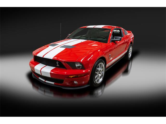 Picture of '07 Shelby GT500 located in Seekonk Massachusetts - $48,900.00 - OOZ7