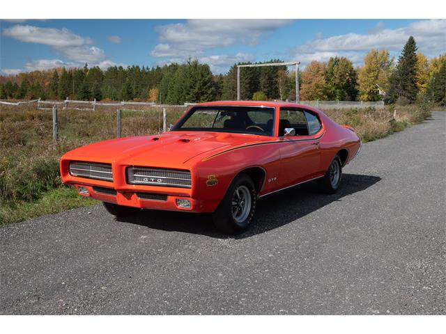 Picture of '69 GTO (The Judge) - OOZD